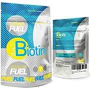 Biotin Hair Growth Supplement Biotine 10,000mcg by Urban Fuel Beauty