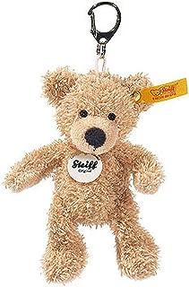 シュタイフ Steiff フィン テディベア キーリング ベージュ (FYNN Teddy bear Keyring) 111600 [並行輸入品]