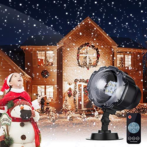 Proyector Navidad LED, Luces de Navidad...