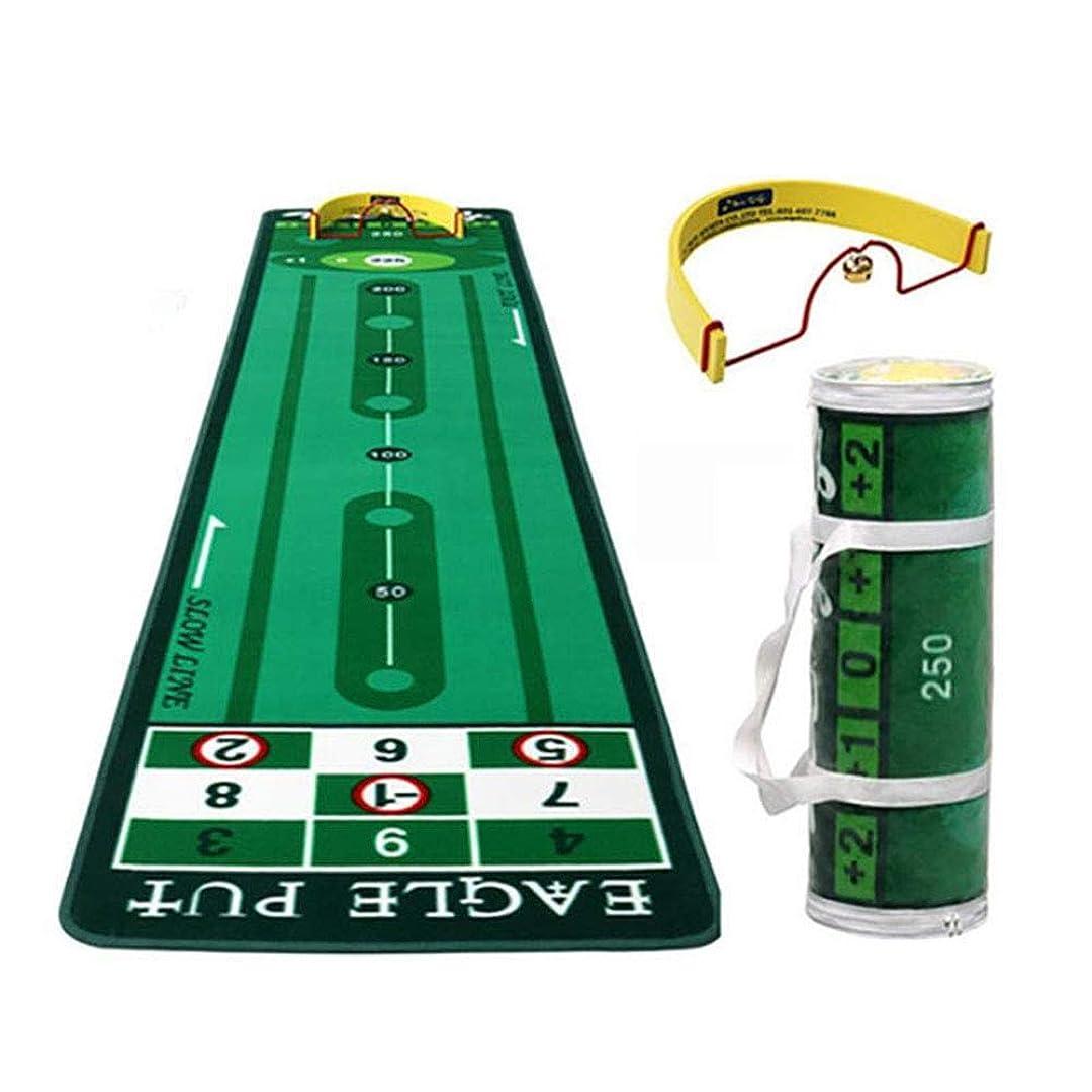 大佐管理シャワーゴルフパッティング練習室内ミニ運動マットセット(3m×30cm / 60cm / 90cm)
