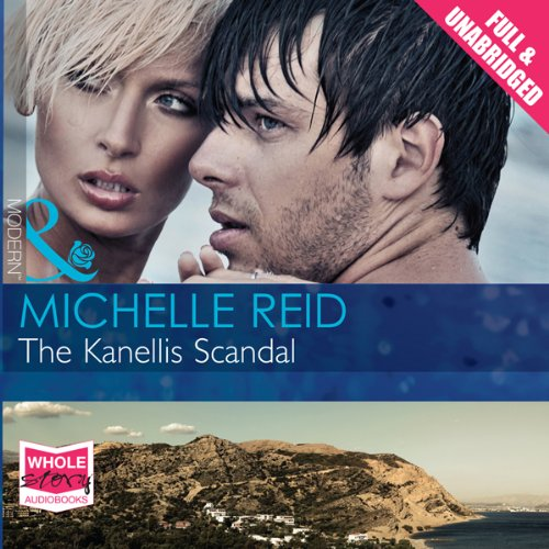 The Kanellis Scandel audiobook cover art