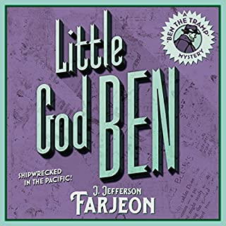 Little God Ben audiobook cover art