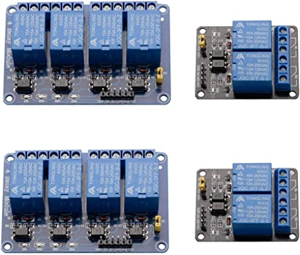 PC Board Relays 30A D DOLITY One Channel DC 12V Relay Module for