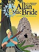 Allan Mac Bride T05 La ronde des Apsaras de Jean-Yves Brouard