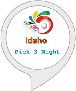 Winning Numbers for Idaho Pick 3 Night