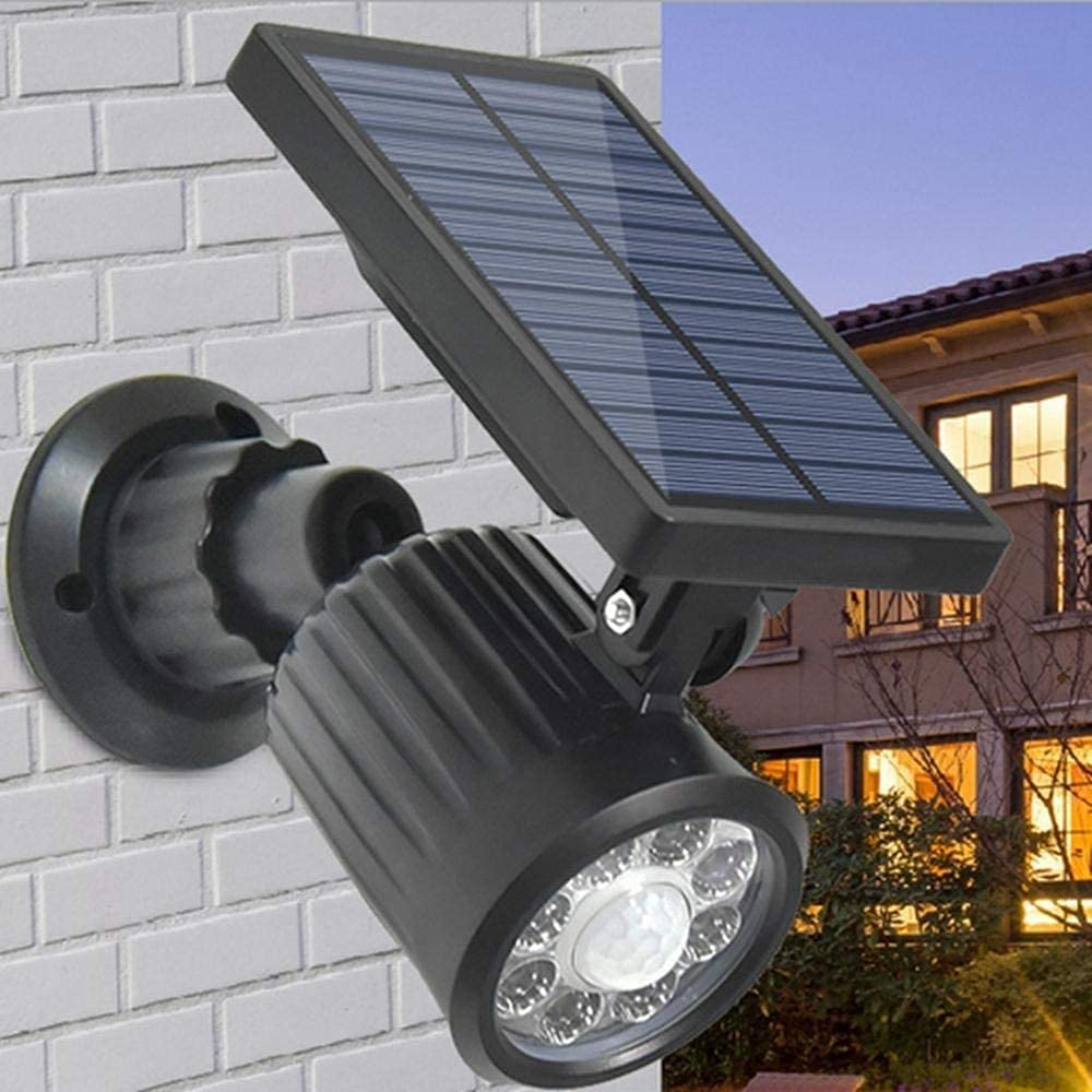 Outdoor solar Ranking integrated 1st place light Same day shipping Solar Safety Motio Power PIR Light LED