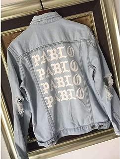 Best kanye denim jacket Reviews
