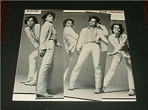 David Johansen, In style Album Demo CBS Records 1979