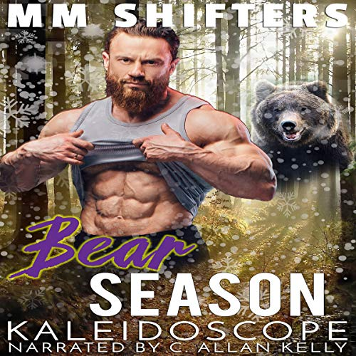 Bear Season audiobook cover art