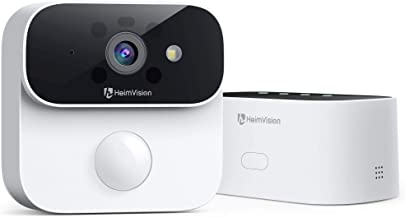 HeimVision Security, Assure B1 2K Wireless Home Security Camera System with Long Battery Life, PIR Motion Detection, Color...