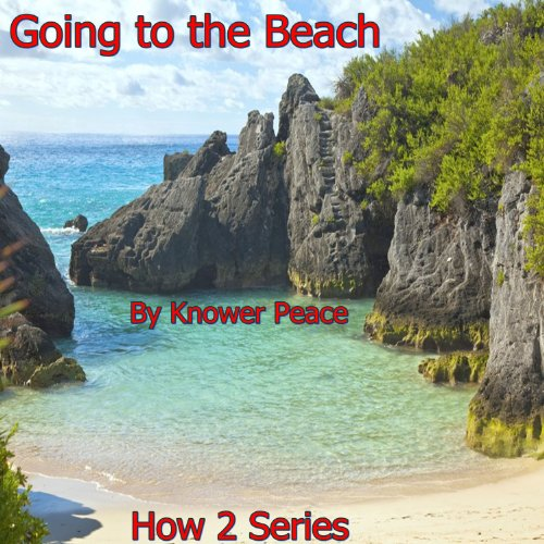 Going to the Beach audiobook cover art