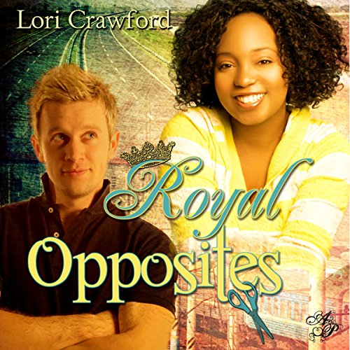Royal Opposites audiobook cover art