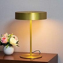ETH Nordic Modern Minimalist Table Lamp Bedroom Bedside Lamp Luxury Hotel Model Room Decorative Hardware LED Table Lamp 28...