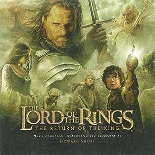 オリジナル・サウンドトラック『ロード・オブ・ザ・リング/王の帰還』 <OST1000>