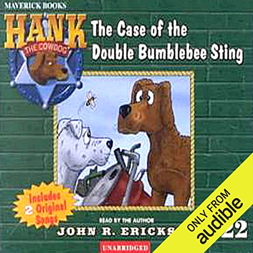 The Case of the Double Bumblebee Sting cover art