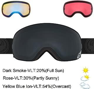 dragon goggles lens colors