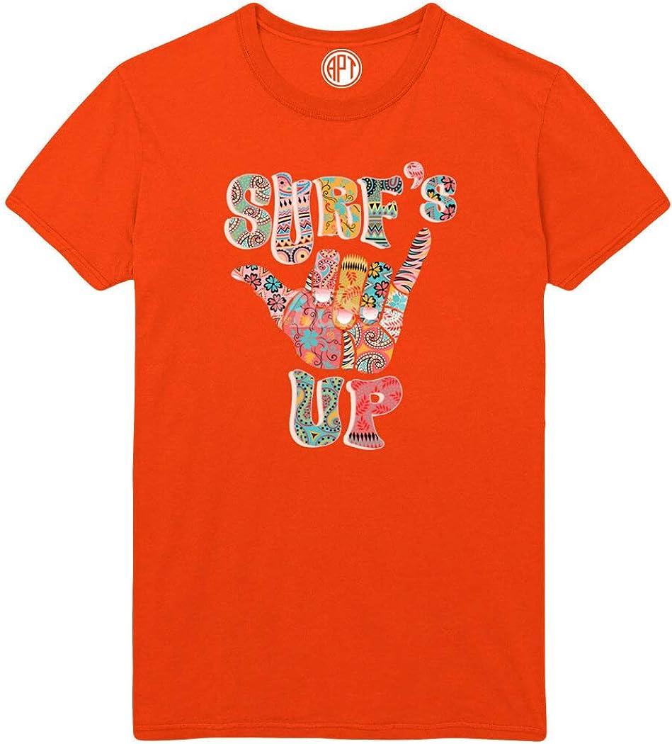 Surfs Up Printed T-Shirt