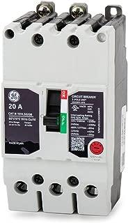 New General Electric GE TEYL3060B Circuit Breaker 3 Pole 60A 480/277V 65kA TEYL