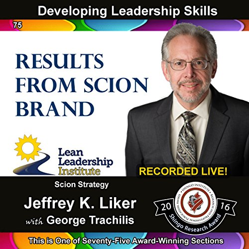 Developing Leadership Skills 75: Results from Scion Brand Titelbild