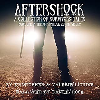 Aftershock: A Collection of Survivors Tales cover art