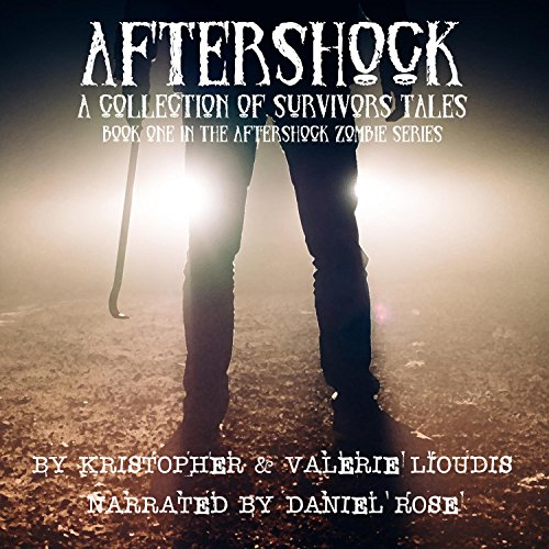 Aftershock: A Collection of Survivors Tales audiobook cover art
