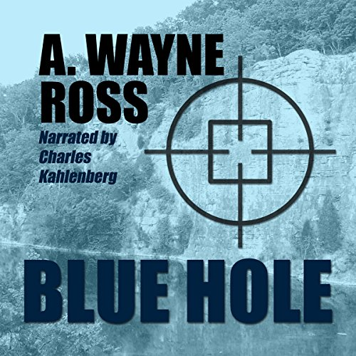 Blue Hole audiobook cover art