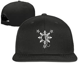 Bird of Paradise Filipino Sun-2 Baseball Caps Unisex Flat-Bill Adjustable Vintage Trucker Hat