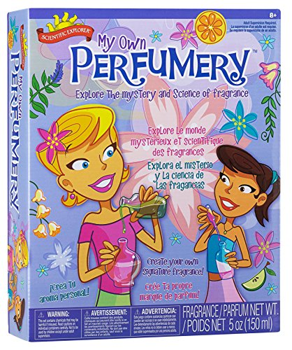 Scientific Explorer My Own Perfumery Kids Science Experiment Kit