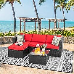 Image of Walsunny Outdoor Furniture...: Bestviewsreviews