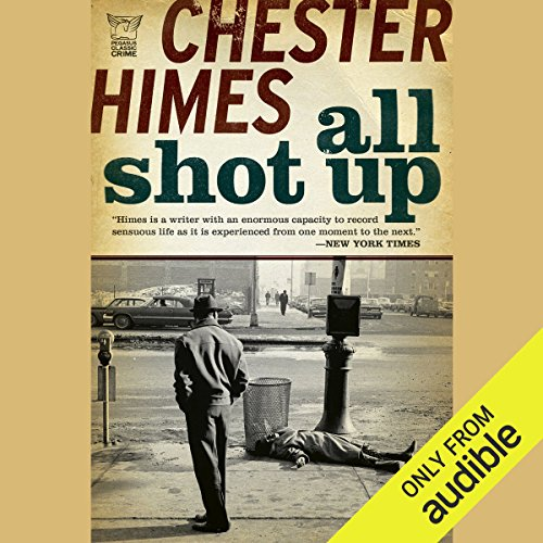 All Shot Up audiobook cover art