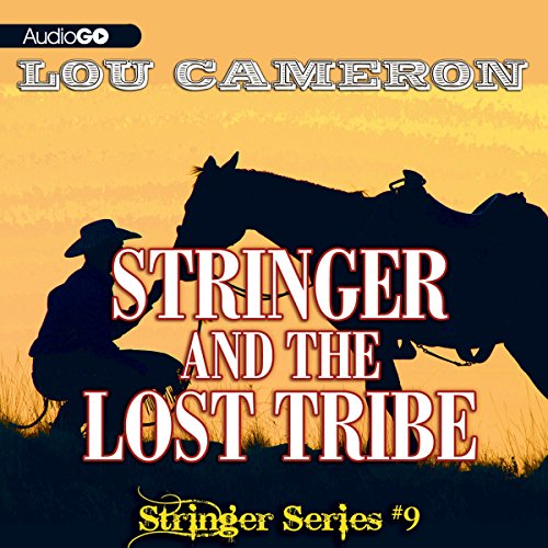 Stringer and the Lost Tribe audiobook cover art