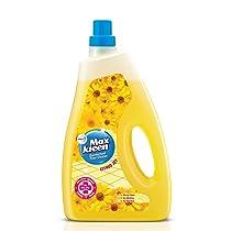 Maxkleen Citrus Joy Disinfectant Floor Cleaner, 1.8L