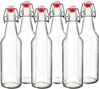 Best amber glass beer bottles wholesale Reviews