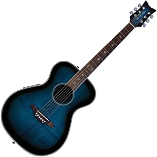 Best Daisy Rock Pixie Acoustic-Electric Guitar, Blueberry Burst Review