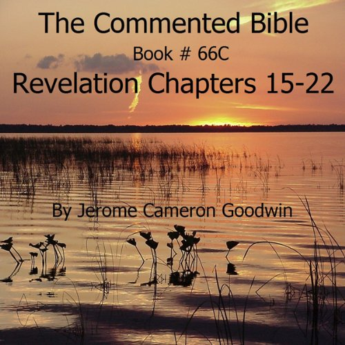The Commented Bible: Book 66C - Revelation audiobook cover art