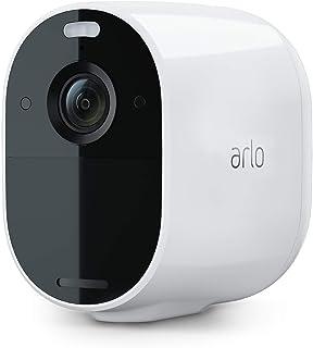 ARLO Arlo VMC2030-100NAR Essential Spotlight Wireless Camera – Certified Refurbished, White