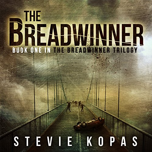 The Breadwinner audiobook cover art