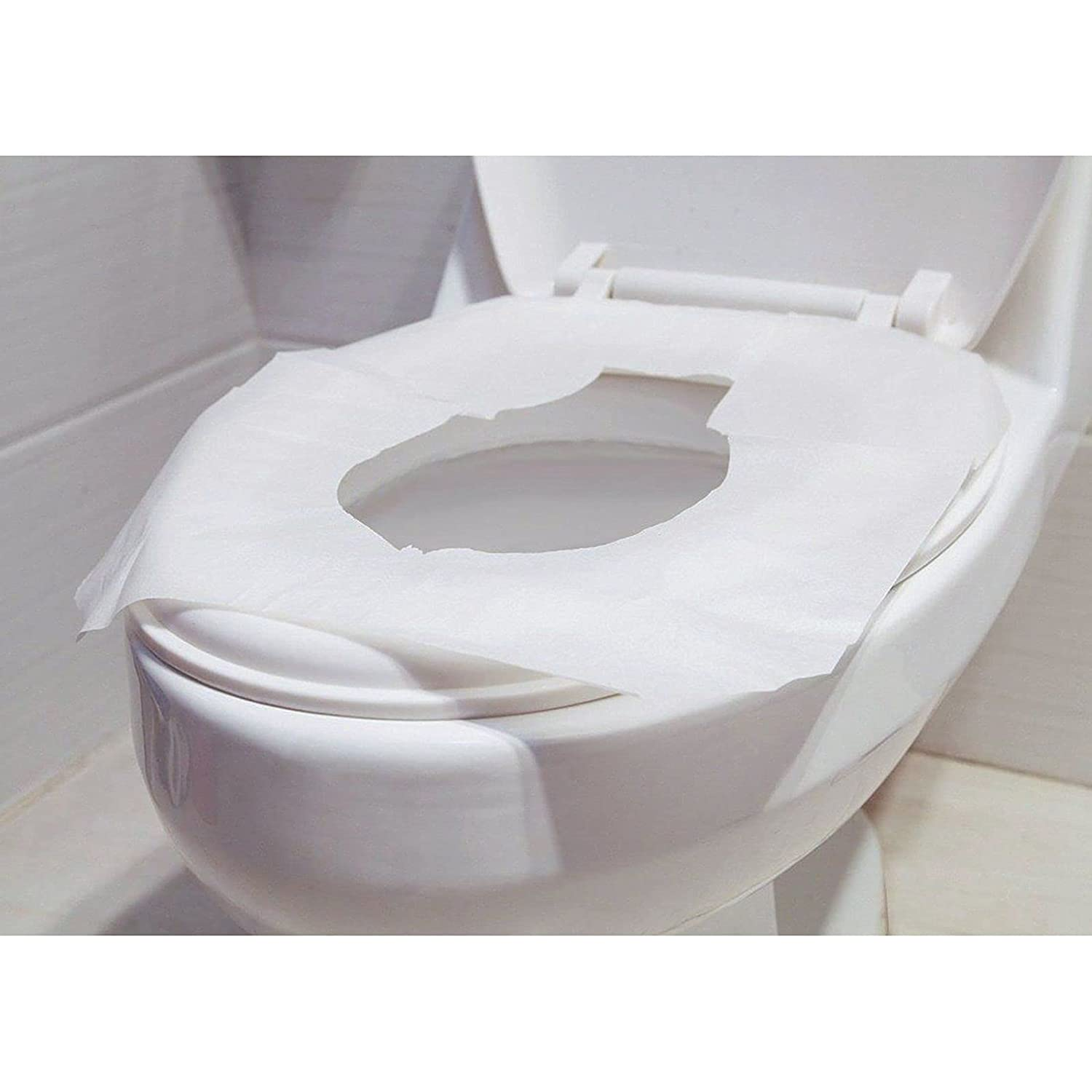 Paper Soldering Toilet Seat Animer and price revision Covers - Perfect for -Disposable Size Travel