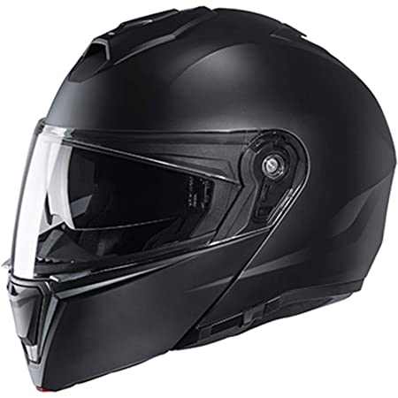 Hjc Casco Is-MAX II Mine Negro//Amarillo Fluor T-XS