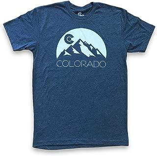 Men's/Unisex Colorado T-Shirt (Sizes S - XXL)