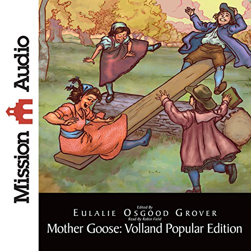 Mother Goose: Volland Popular Edition audiobook cover art