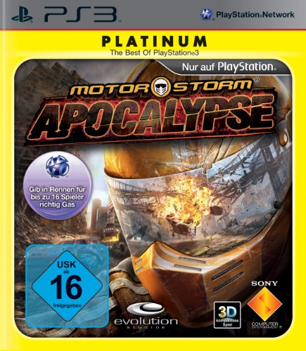 Motorstorm Apocalypse [Platinum] - [PlayStation 3]