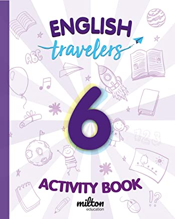 Travelers Red 6 Activity Book - English Language 6 Primaria