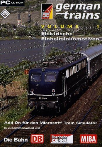 Train Simulator - German Trains Volume 1