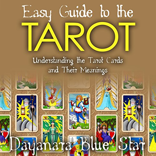Easy Guide to the Tarot audiobook cover art
