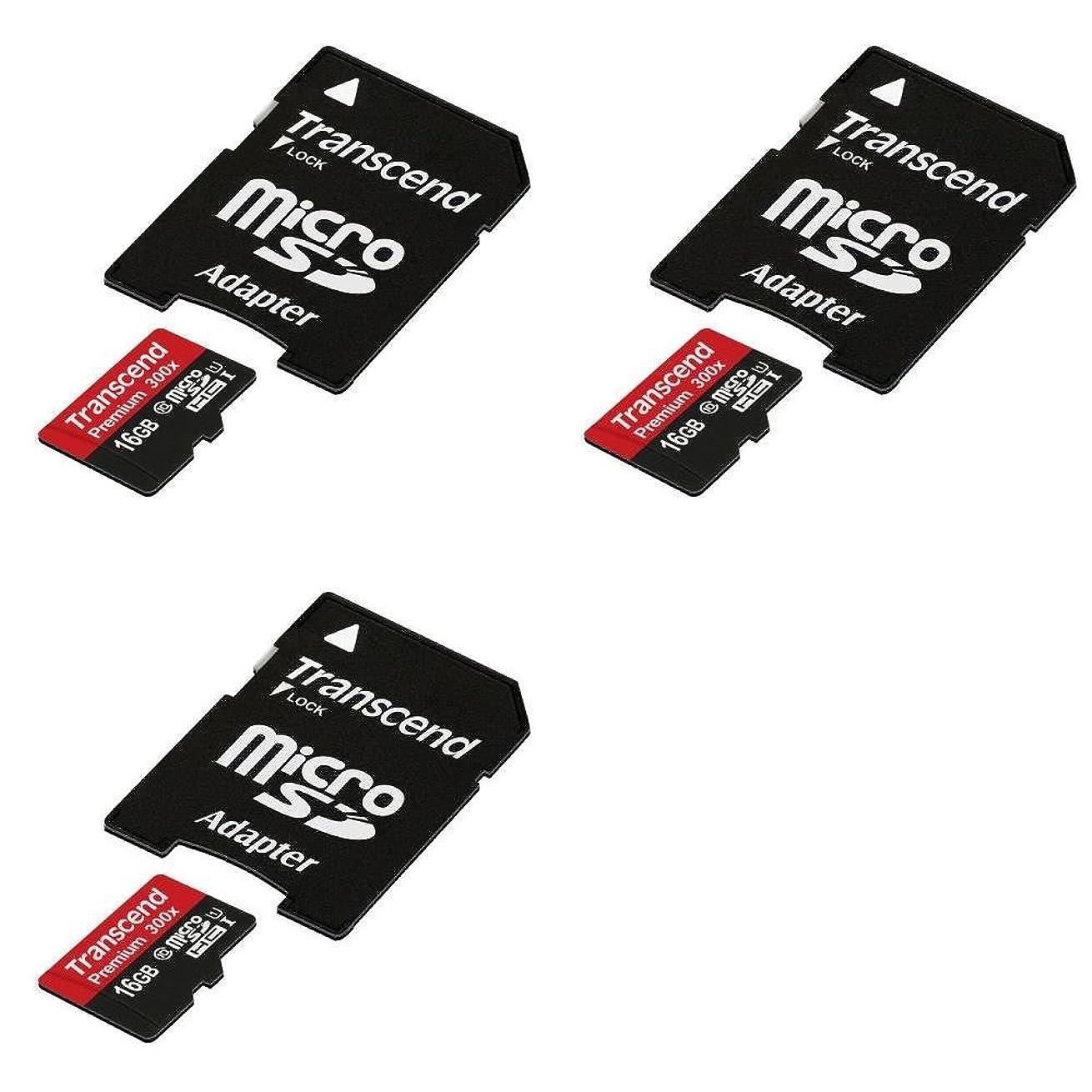 間に合わせノミネート作動する3?x数量のWalkera QR x350?Pro FPV Transcend 16?GB microSDHC class10?UHS - 1メモリーカードとアダプタ45?MB / s ts64gusdu1e?–?Fastからオーランド、フロリダ州USA 。