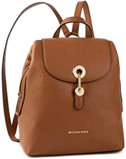 Michael Kors MICHAEL by Raven Black Leather Backpack