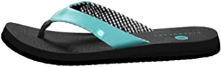 Women's Yoga Flip Flop with Yoga Mat Padding
