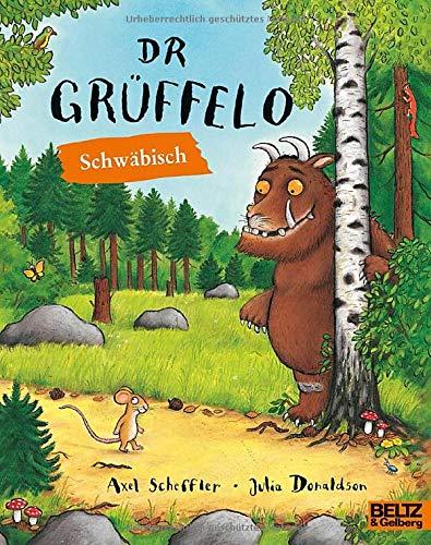 Dr Grüffelo: Schwäbische Ausgabe