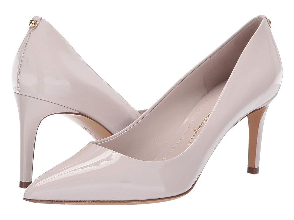 792b388197 Salvatore Ferragamo Alba 70 Pointed Classic Pump (Jasmine Flower Patent)  Women's 1-2 inch heel Shoes
